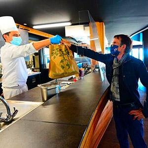 Click and Collect à Nice : un site web e-commerce pour votre restaurant